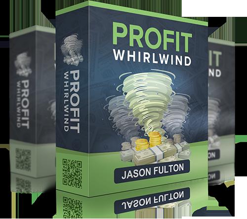 最新方法让任何人都可以马上利用它开始在网上赚钱(Profit Whirlwind)