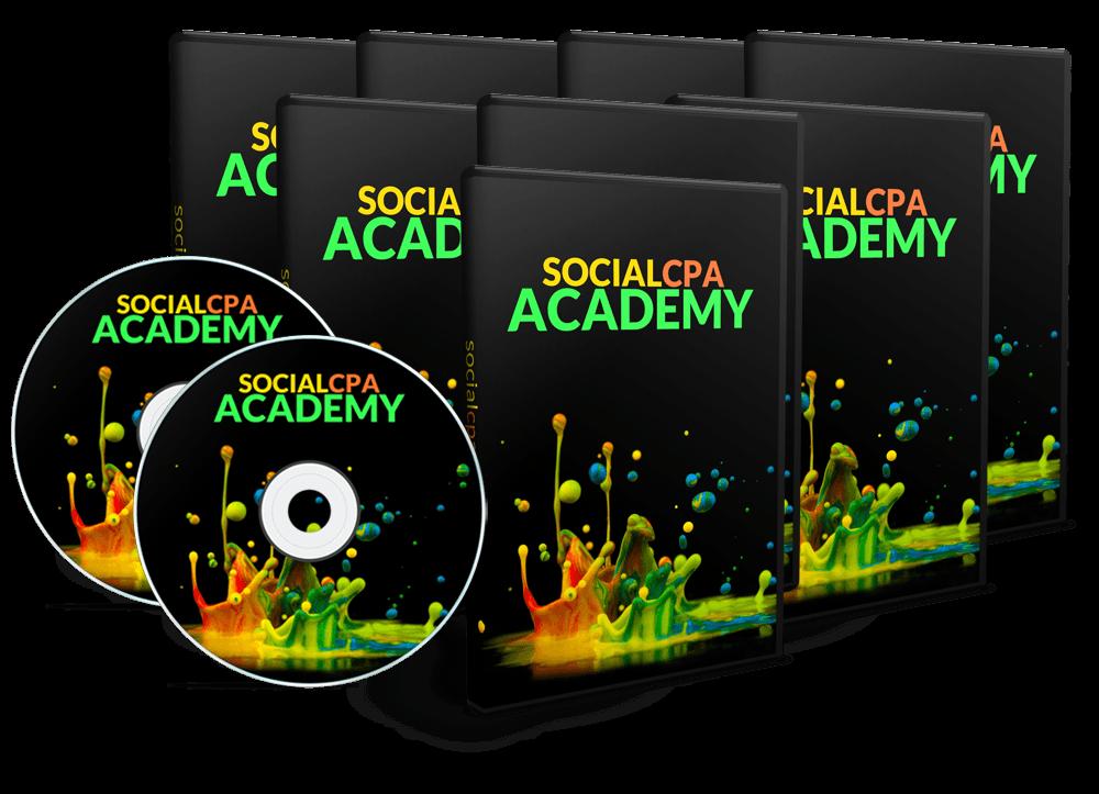 用最简单、最强大的CPA和FB的组合来赚钱 - 复制和粘贴系统已经赚了30万美元并建立了一个12万的订阅者列表(Social CPA Academy)