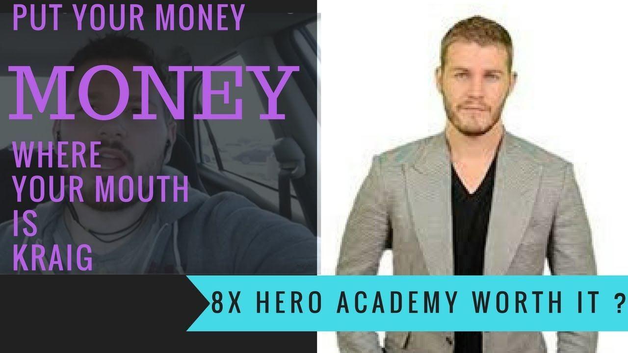 逐步向您展示如何构建、分析和扩展基于电子邮件营销业务到7位数水平(8x Hero Academy )