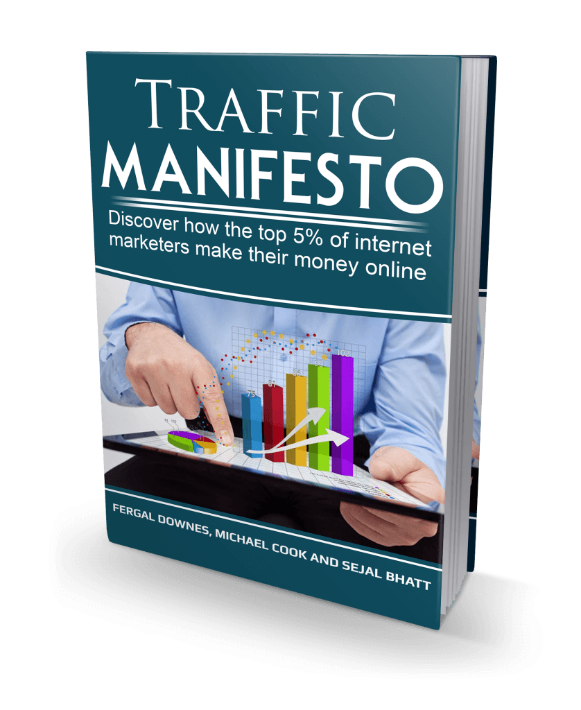 CASE STUDY: Make $156.79 Per Day With Completely Free Traffic And On Demand By Doing This ONE Simple Thing...(Traffic Manifesto )