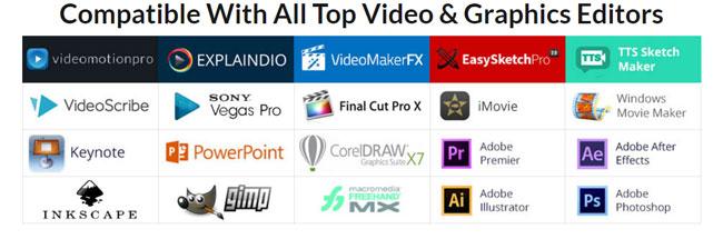 一个庞大的Powerpoint动画/社交媒体/公司视频模板的集合 - 马上创建一个吸引眼球的动画模板来吸引你的观众、访客和潜在客户(AmazingPro)