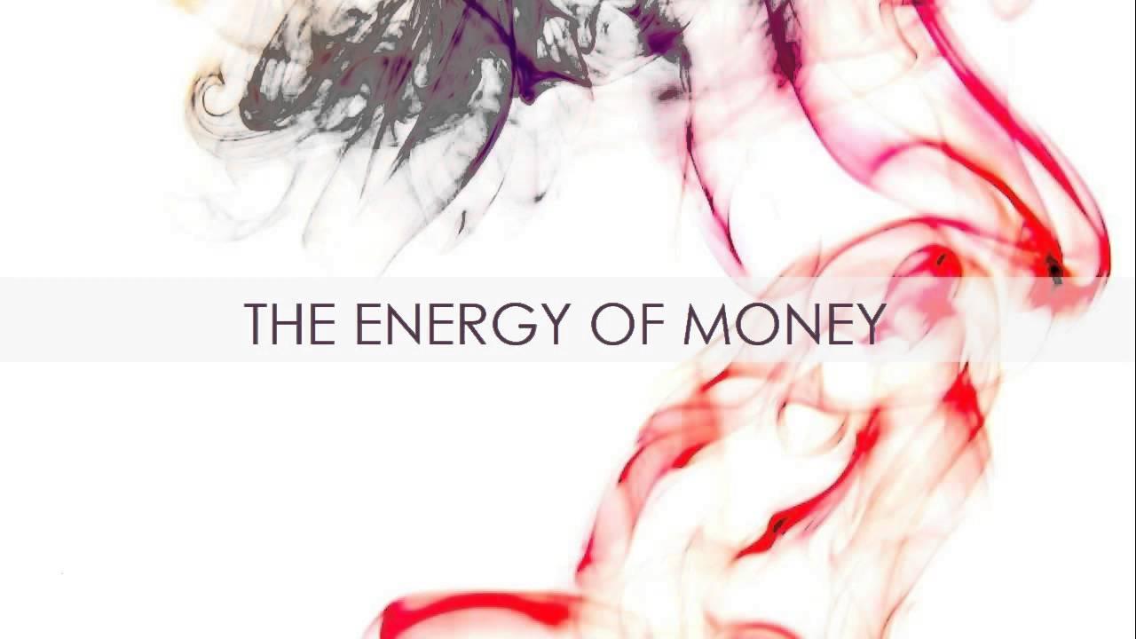当你改变你对金钱的依赖时,你的生活将会有更多的富足。(The Energy of Money )