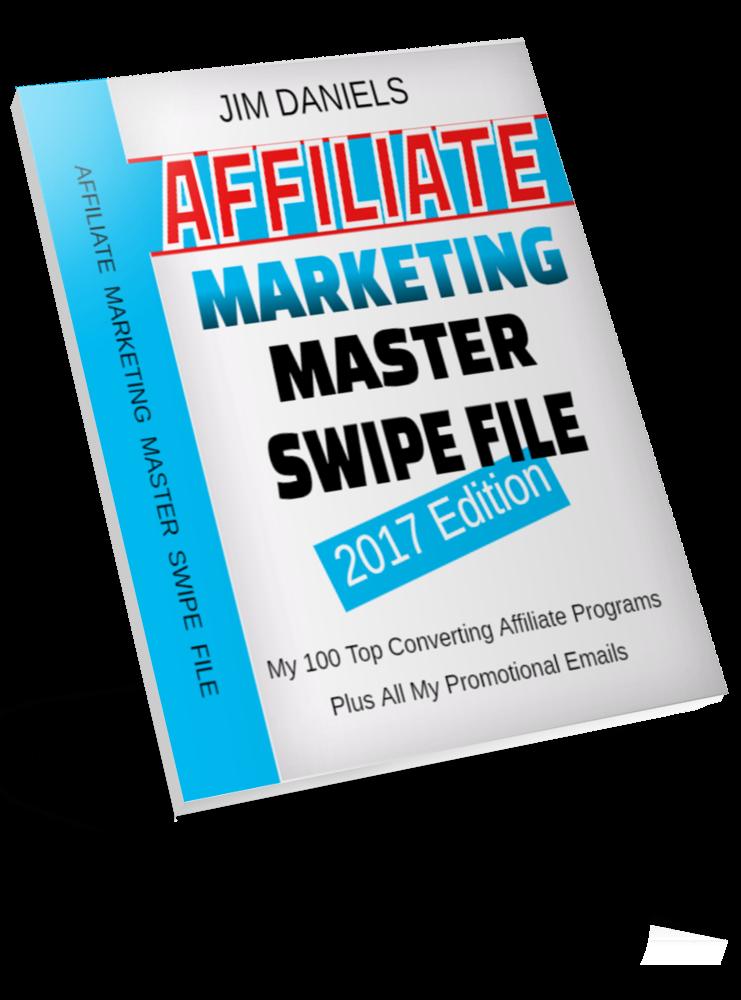窃取一个超级联属网络营销大师的秘密,并每天赚取3,4,7和更多的佣金…(Affiliate Marketing Master Swipe File - 2017)