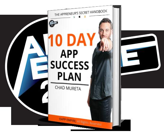 让你的APP应用程序从想法阶段到发布到应用商店一切就这么简单 - CREATE A CASHFLOW APP IN 10 DAYS!(10 Day apps)