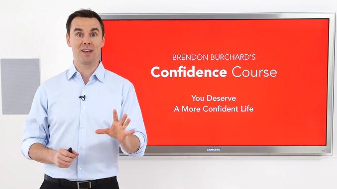 The Confidence Course将教会你在生活的各个方面培养更大自信的心态和技巧(The Confidence Course )