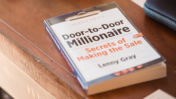 Secrets of Making the Sale(Door-to-Door Millionaire Audiobook)
