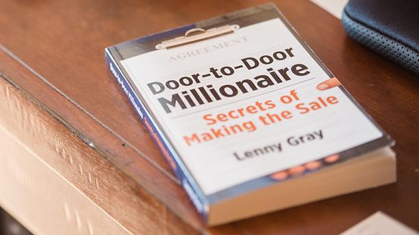 Secrets of Making the Sale(Door-to-Door Millionaire Audiobook)