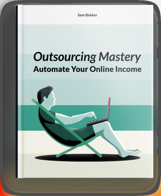 外包大师 - 任何利基市场都能自动化的被动收入的巨大的秘密(Outsourcing Mastery)