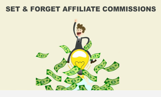 学习如何保证每天赚取超过90美元(Set & Forget Affiliate)