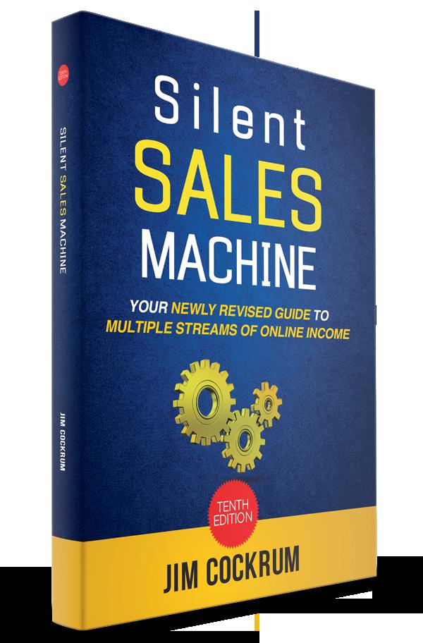 很可能是关于建立一个成功的电子商务的有史以来最畅销的电子书(Silent Sales Machine)