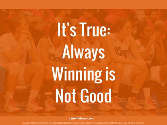 无论何时,只要你愿意,你都可以为自己创造机会成为人生永远的赢家!(Always Be Winning)
