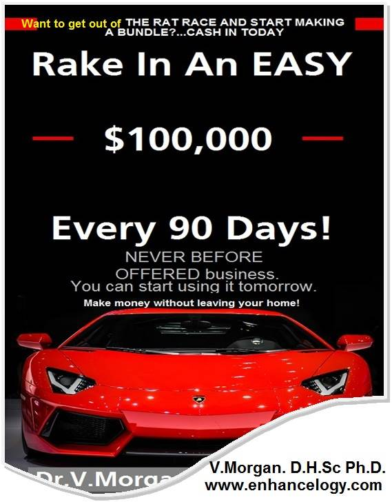90天轻松赚到10万美元的现金(Rake In An Easy $100K In 90 Days)