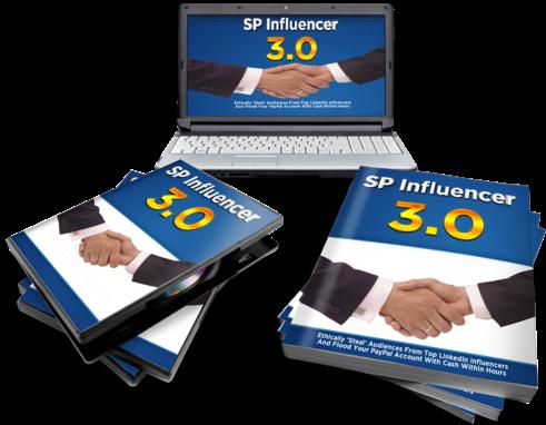 如何以正确的方式获得大量的潜在客户、销售和客户。(SP Influencer 3.0)