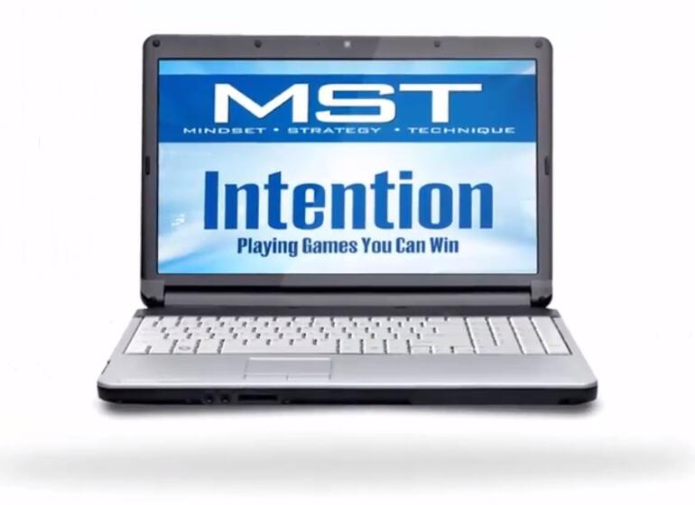 Take control of your selling day! Start Playing Games you can win...(INTENTION – Sales Skills)