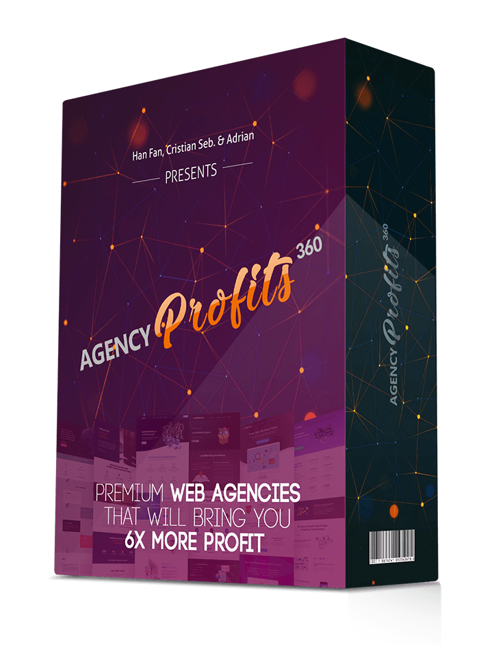The easiest way to make money online and build a 6 figure business in 2018.(Agency Profits 360)