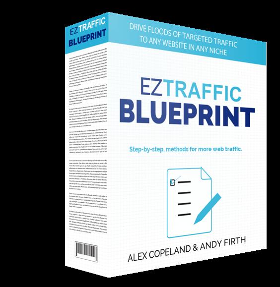 为你的销售页面带来大量的流量,完成该免费流量指南即可马上获得150+新的精确访客每天到您的网站。(EZ Traffic Blueprint)