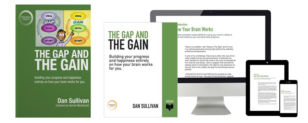学习一些策略和思维练习,帮助你突破那些让你停滞不前的障碍,达到下一个成长阶段!(The Gap And The Gain)