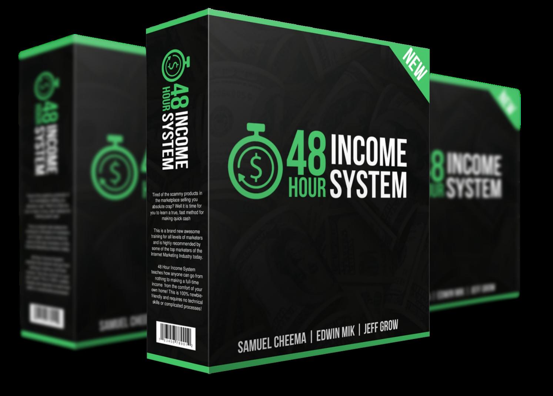 实例揭示一个新手是如何在48小时内从$0到$402美元的!(48 Hour Income System)