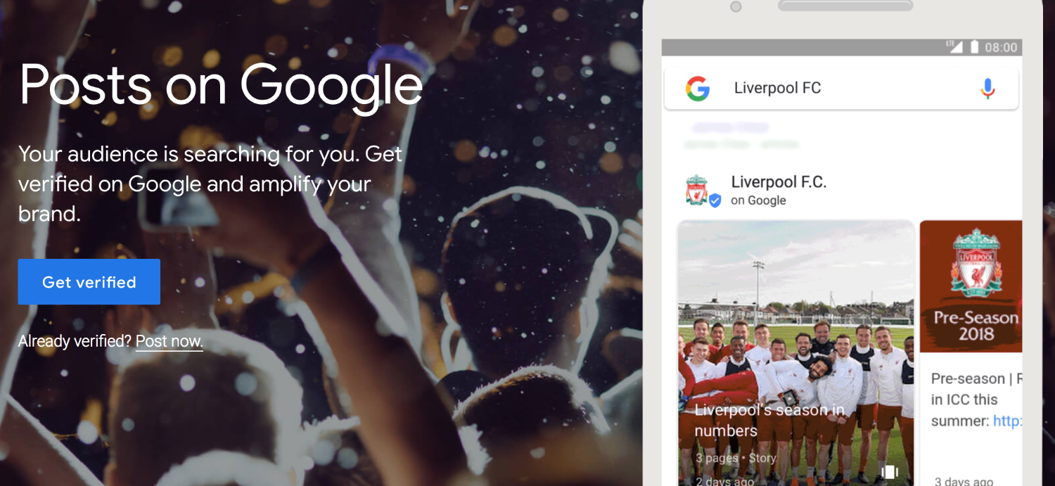 Google's new post service allows any verified business to leap-frog local search results.(Effortless Google Posts)