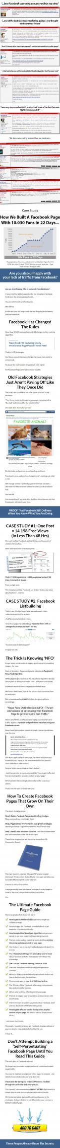 了解我们如何在22天内建立一个拥有1030名粉丝的Facebook页面(FBCommunity Reloaded 2018)