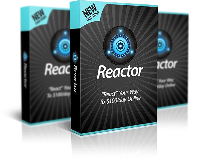 只需3个简单的步骤就可以达到0美元/天的目标(Reactor)