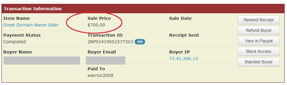 花$1美元买域名,60分钟就能卖到$700美元。真的!(60 Minute Flips)