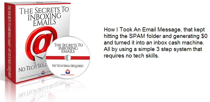 How I Took An Email Message, that kept hitting the SPAM folder and generating $0 and turned it into an inbox cash machine.(The Secrets To Inboxing Emails)