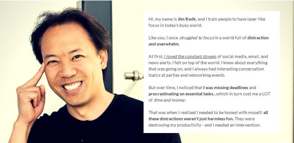 不管你在哪个领域,学习如何集中精力让事业和生活更上一层楼,这是成功的关键因素。(Kwik Focus Blueprint)