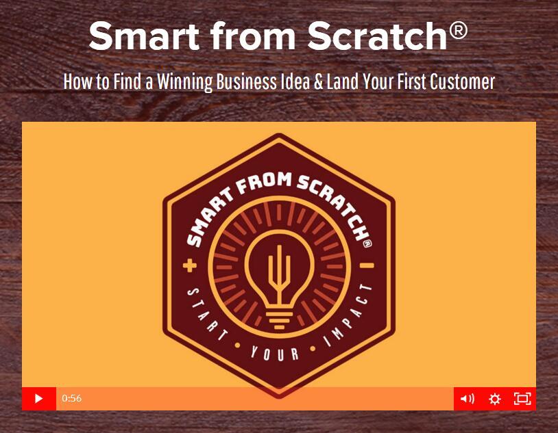 如何找到一个成功的商业点子并赢得你的第一个客户!!!(Smart from Scratch)