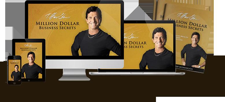 如果你每年赚不到至少100万美元,你就是在浪费你宝贵的时间和精力。(Million Dollar Business Secrets)