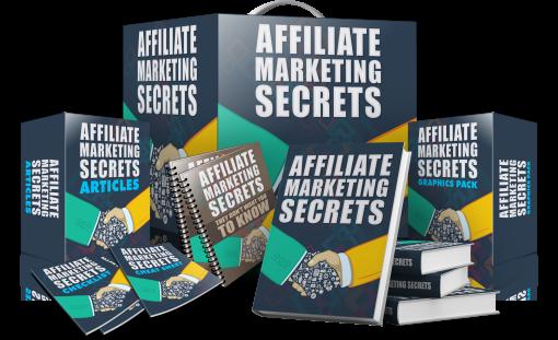 联盟营销秘密计划 - 创建你的第一个联盟业务,并使它在尽可能短的时间内盈利!(The Affiliate Marketing Secrets)