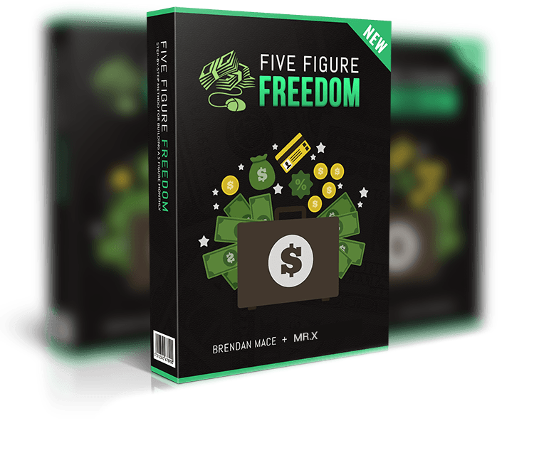 Step-By-Step Method For Building A 5 Figure Monthly Income In Less Than 1 Hour Daily(Five Figure Freedom)