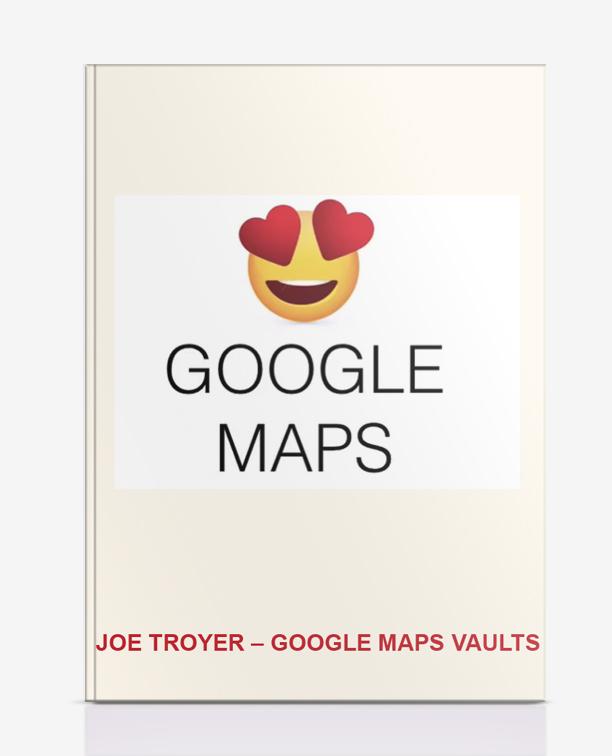 一起玩转谷歌地图的整个资源库和供应商(The Google Maps Vault)