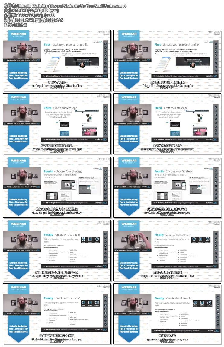 LinkedIn为你的小企业提供的营销技巧和策略(LinkedIn Marketing Tips and Strategies For Your Small Business)