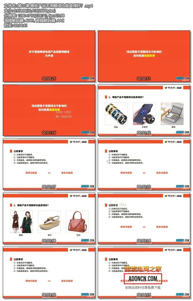 虾皮购物教程 第05课 Shopee哪些产品不用翻译也能卖得好?
