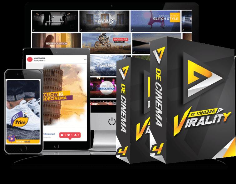 在短短几分钟里如何创建高质量高转换销售视频(Decinema Virality)