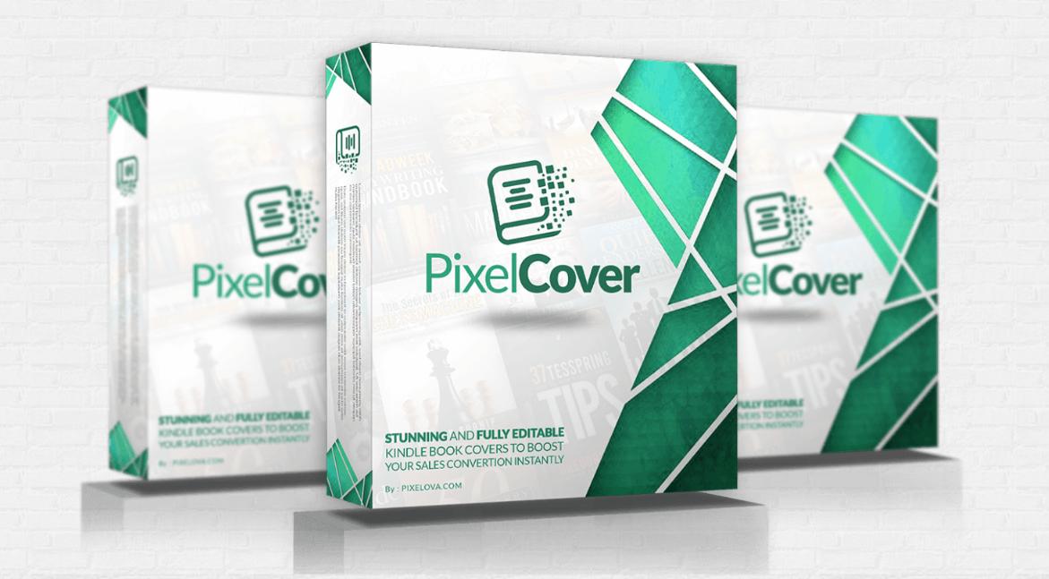 封面设计是最最最最最最最重要的事情,利用好它你会得到最好的转换率!(PixelCover)