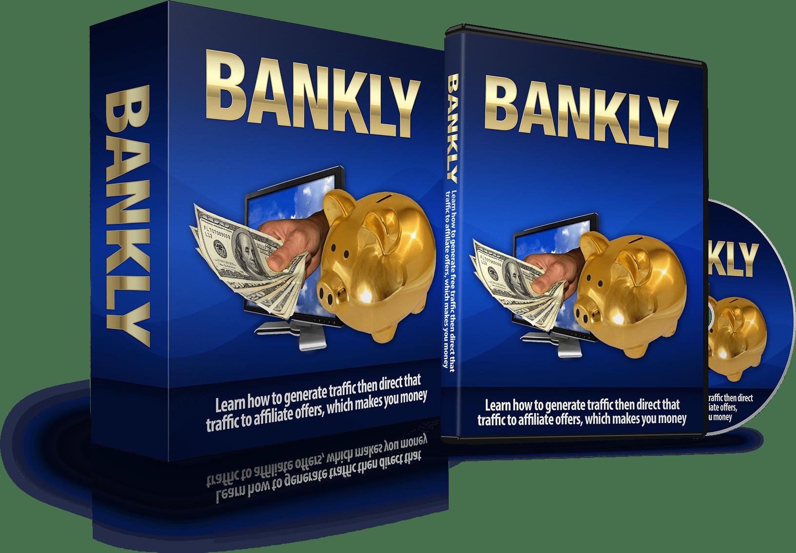 超级简单的系统 + 零经验 + 新手友好 = 每天赚$100美元(Bankly)