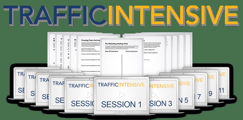 """价值一亿美元的流量系统 """"The 100 Million Dollar Traffic System"""" (Traffic Intensive)"""