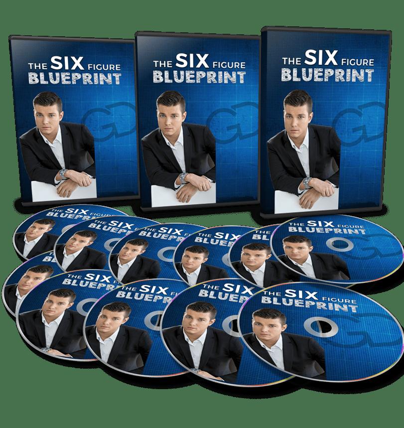 每月赚1万到3万美元的秘诀!(Six Figure Blueprint)