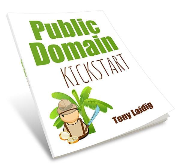 这份域名策略适用于任何类型产品,包括数码产品和实物产品。(Public Domain Kickstart)