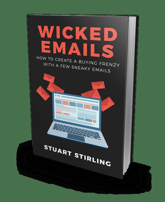 邮件营销大师永远不希望你知道的邮件营销的秘密!(Wicked Emails)