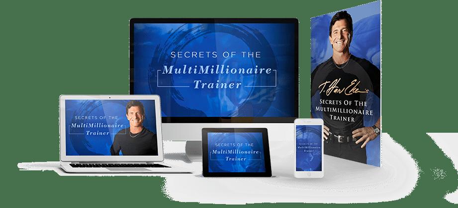 通过你所熟悉的和热爱的东西而变得富有,那会是什么样子?(Secrets Of The MultiMillionaire)