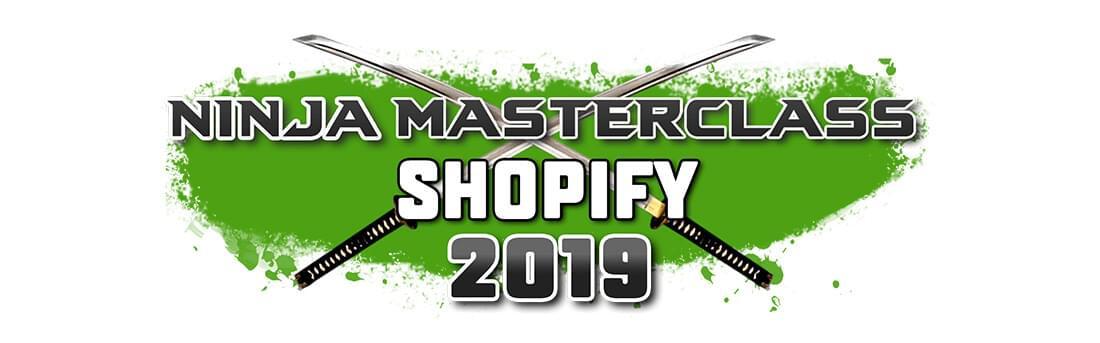 一步一步的教你如何设置您的Shopify商店最正确的方式(Shopify Ninja Masterclass)