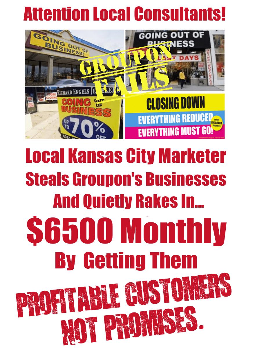 Groupon最受欢迎的两个利基市场是什么?(Groupon Killer For Cash Confidential)