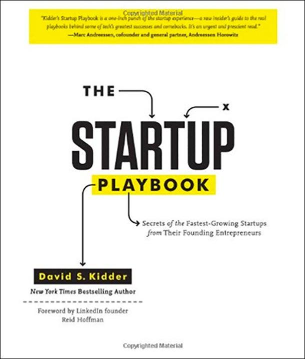 大多数创业公司都不成功,成功和失败的区别在于企业家的专注和行动的魔力!(The Startup Playbook)