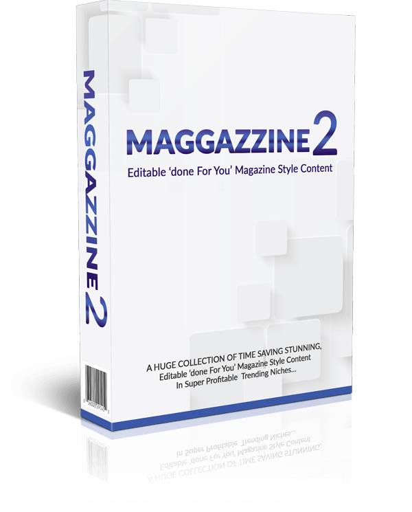 Get Ready To Grab $,9,000 Worth of Done For You High Quality Packages with Full PLR Rights!(Maggazzine 2)