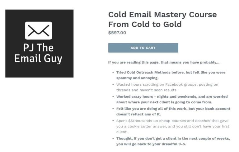 仅今年一年,我就发出了超过5万封邮件,而且还在不断完善我的流程!(Cold Email Mastery Course)