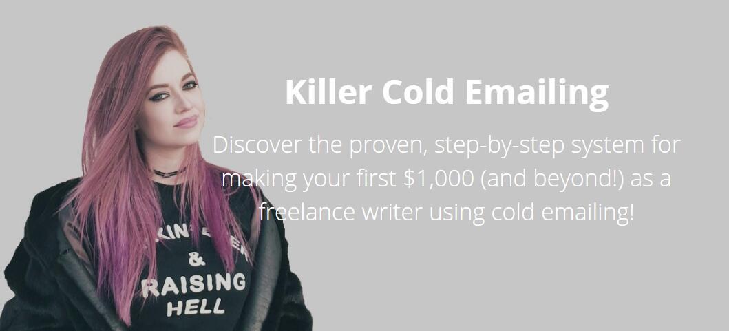 只要在你的笔记本电脑上发一封电子邮件,就能找到一个高收入的客户!厉害吧!(Killer Cold Emailing)