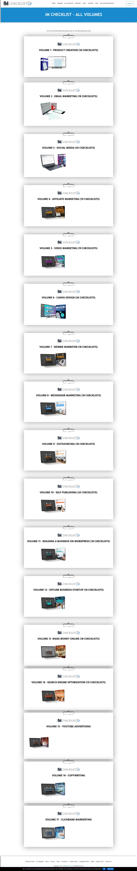 一套完整的网络营销运营教程(IM Checklist)